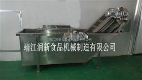 江苏润新全自动水果清洗机,润新水果蔬菜清洗机生产专家