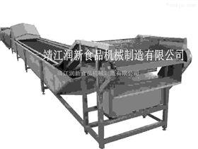 CXJ-1、3、10、20靖江润新机械水果冲浪清洗设备,蔬菜水果清洗机设备生产公司