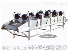 气流干燥设备食品包装袋风干机