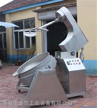 迪凯燃气式中央厨房自动炒锅行星搅拌锅