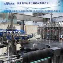 8000瓶/小时 玻璃瓶调味品灌装机/液体灌装机