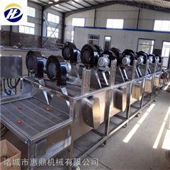 HDFG-3000土豆强流风干机烘干流水线