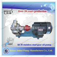 小型不锈钢高压齿轮泵 金海泵业批量销售