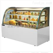 雅安蛋糕展示柜廠家批發價格