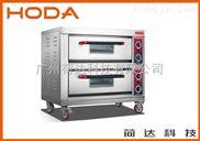 2层2盘电(气)烤箱 烘焙设备厂家供应