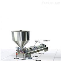 蜂蜜单头膏体定量灌装机