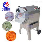 球根茎类切菜机 萝卜切丝机 商用电动土豆切丝机 土豆切丁机 多功能直立式切菜机