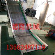 dl-15-304不锈钢食品输送机食品链板流水线食品包装流水线食品网带输送机