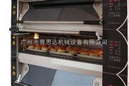 大型一层四盘电烤箱   赛思达