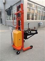 300kg半电动防爆油桶车秤 油桶倒料电子称