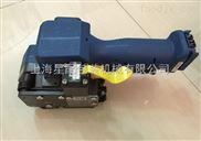 国产电动捆扎机 手提式塑钢带热熔免扣打包机