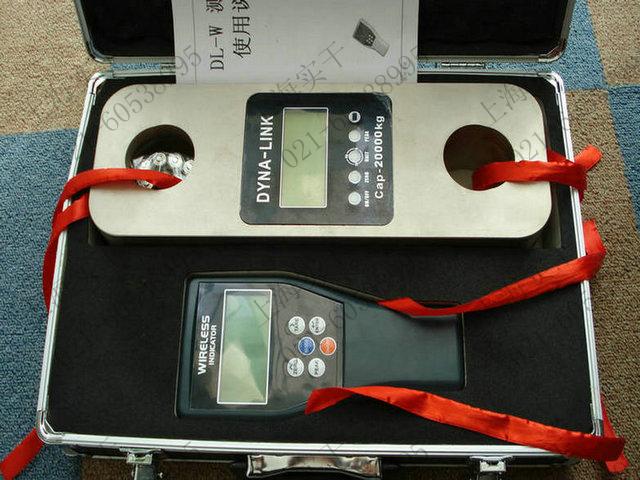 无线遥控测力计图片