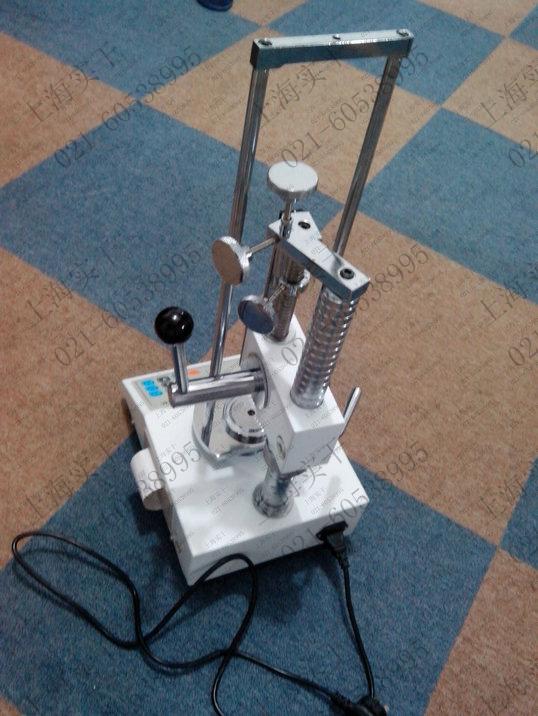 打印机弹簧拉压试验机图片