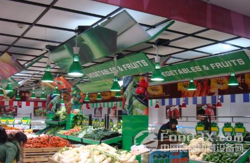 食品安全将推动超市生鲜供应链变革