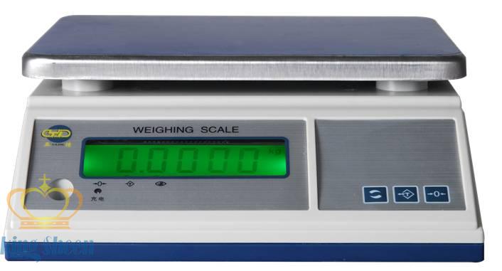 3万分之一电子计重桌秤