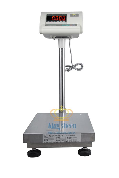 浙江150kg不锈钢防水电子计重秤