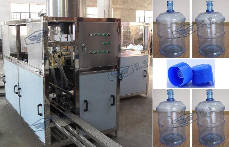 300桶大桶水灌装机