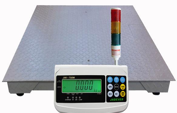 1吨电子称价格_2吨带报警控制电子称