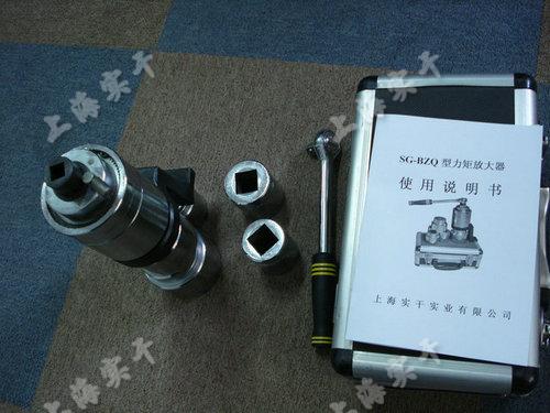 力矩扳手倍增器拆卸M56螺栓,紧固M56螺栓专用扳手力矩倍增器价格