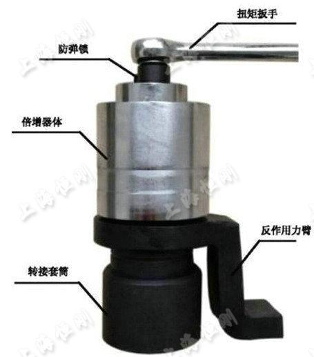 SGBZQ拆卸螺栓用力矩放大扳手